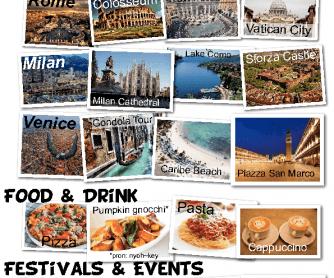 Italy Information Sheet