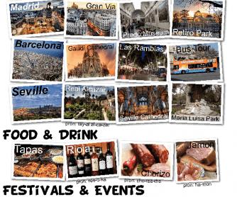 Spain Information Sheet