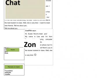 Web Сhat Zone