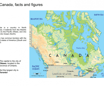 Canada: Facts and Figures
