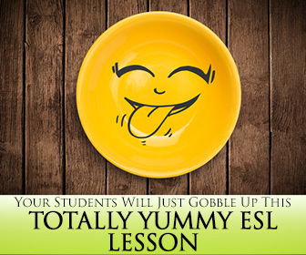 A Totally Yummy ESL Lesson Your Students Will Just Gobble Up