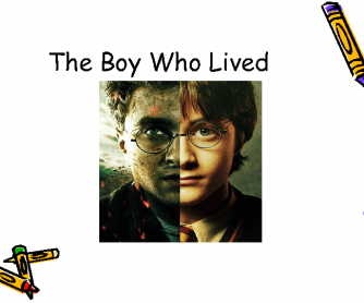 Movie Worksheet: Harry Potter and the Philosopher's Stone (Vocabulary)