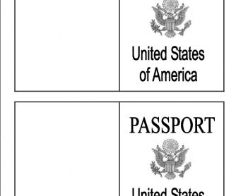 Giving Personal Information- Using a Passport