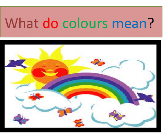 What Do Colours Mean?