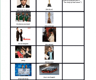 Future Simple- Predictions about Celebrities
