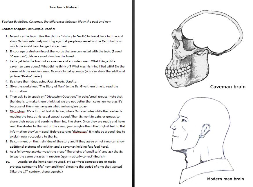 the story of man cavemen modern men. Black Bedroom Furniture Sets. Home Design Ideas