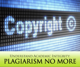 Plagiarism No More: 5 Strategies for Helping Students to Understand Academic Integrity