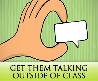 Get Them Talking Outside of Class: 3 Speaking and Listening Challenges