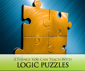 Think Outside the Box: 3 Things You Can Teach With Logic Puzzles