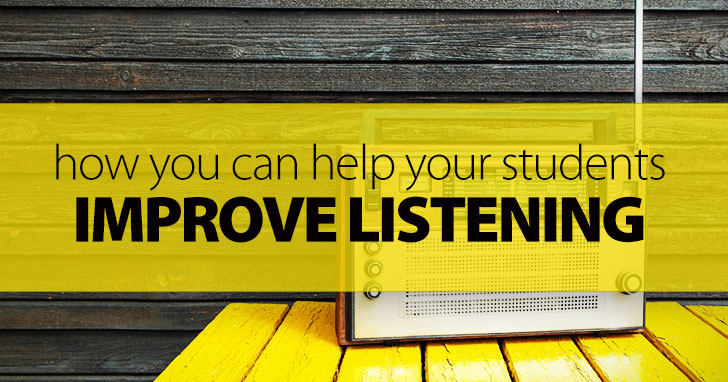 ESL Teachers Ask: How Can I Help Students Improve Listening?