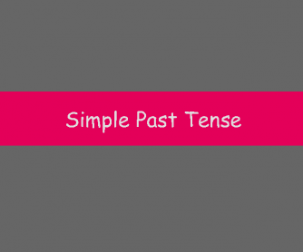 Simple Past Presentation