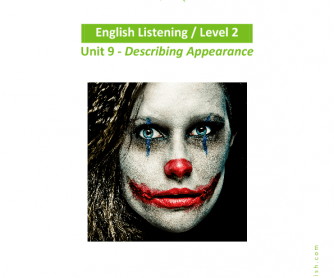 Zapp! English Listening 2.9 Describing Appearance