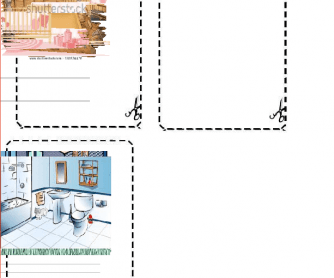Parts of the House and Furniture