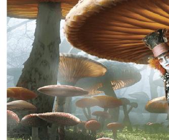 Movie Worksheet: Alice in Wonderland (2009) Worksheet