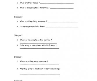 Movie Worksheet: Basic Level Listening Comprehension