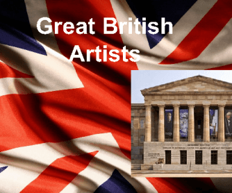 Great British Artists: an Introduction to Art of the UK
