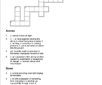 Vocabulary Grade 2/3 #5B