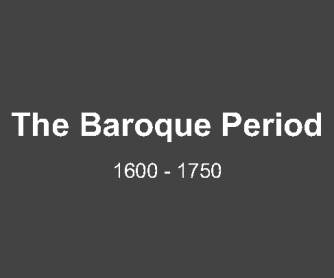 The Baroque Period in Music