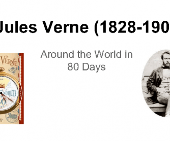 An Introduction to Around the World in Eighty Days by Jules Verne