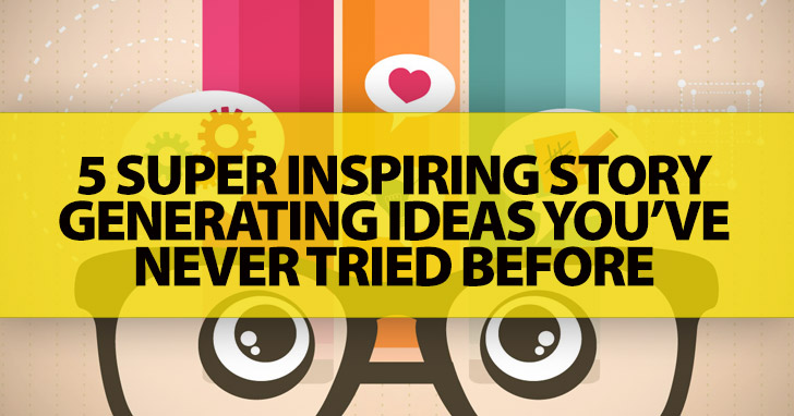 Brown Bag The Final Word! 5 Super Inspiring Story Generating Ideas You've Never Tried Before