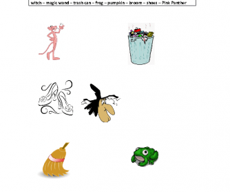 Movie Worksheet: Pink Panther 2