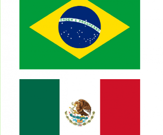 World Cup 2014 Country Flags (for Memory Game)