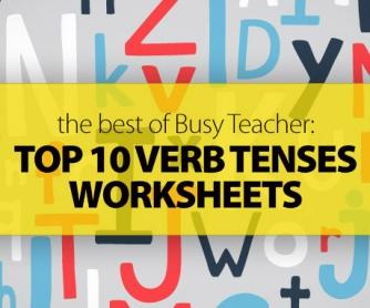 506 FREE Verb Worksheets