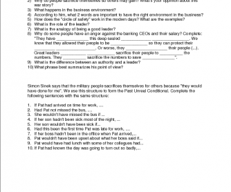 Movie Worksheet: TED- Why Good Leaders Make You Feel Safe