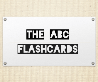 The ABC - Flashcards