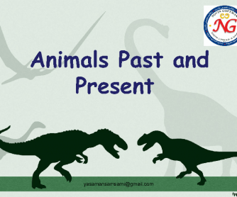 Dinosaurs PPT