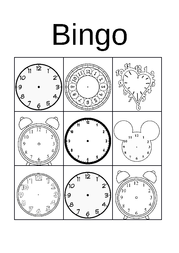 122 FREE Telling Time Worksheets And Activities