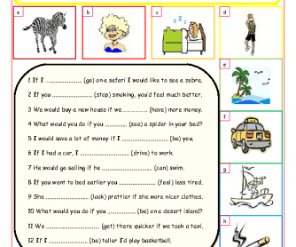 teaching conditional sentences to chinese students essay As a result, i had the very difficult task of teaching 48 students who speak portuguese, spanish, chinese, vietnamese, arabic and french as their first language how to write a text-based essay.