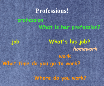 Professions for Elementary