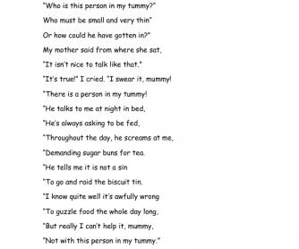 The Tummy Beast byRoald Dahl