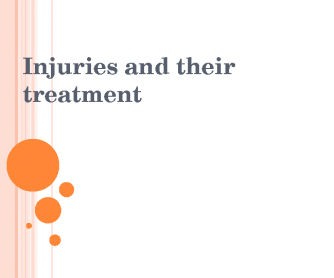Injuries and Fractures