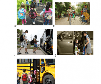 Movie Worksheet: School Buses in the USA