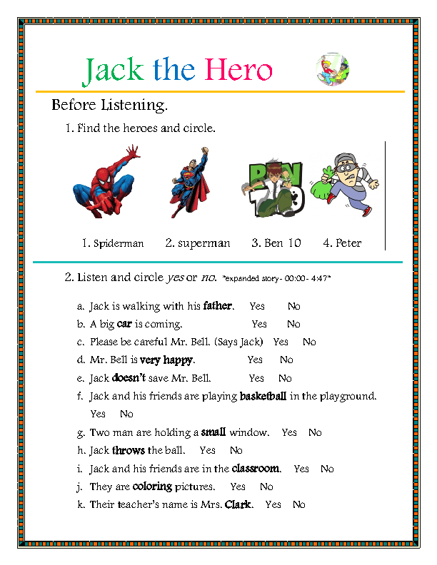 what makes a true hero essay