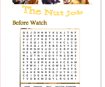 Movie Worksheet: The Job Nut