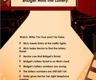 Movie Worksheet: Extr@, Episode 6B