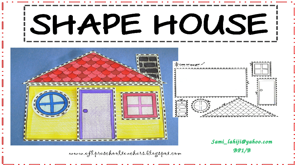 Shapes for Pre cut homes