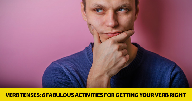 There Is, There Are, There Was, There Were…6 Fabulous Activities for Getting Your Verb Right
