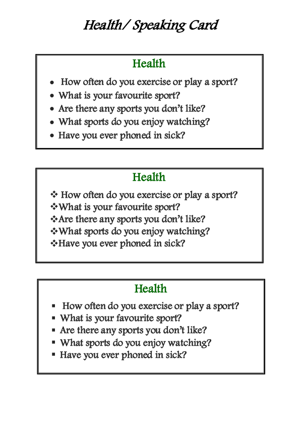 Worksheet 7th Grade Health Worksheets 209 free printable health activities worksheets speaking card health