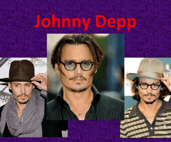 Johnny Depp PPT