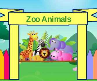 Zoo Animals Powerpoint