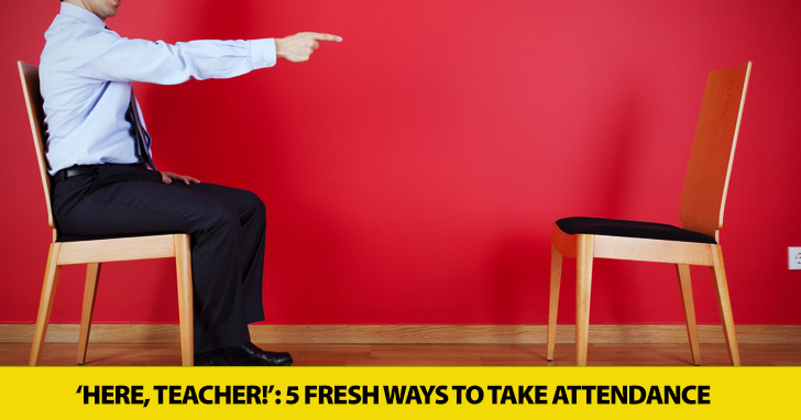 �Here, Teacher!�: 5 Fresh Ways to Take Attendance