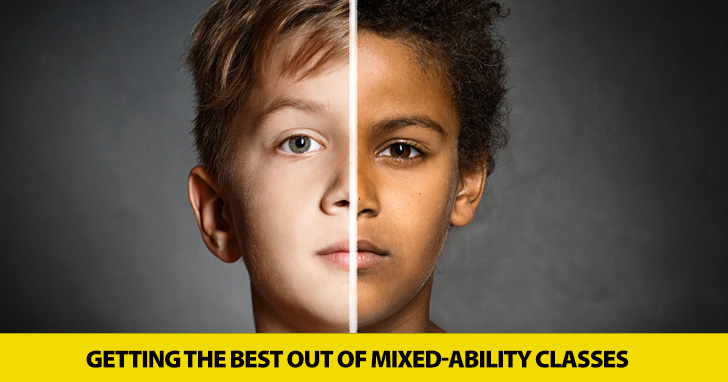 Different but Equal: Getting the Best out of Mixed-Ability Classes