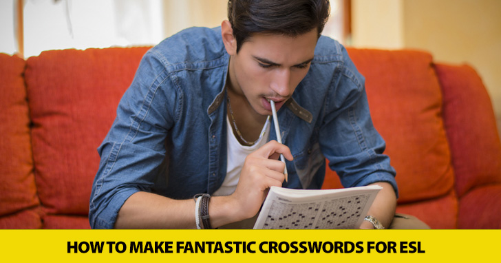 Riddle Me This: How to Make Fantastic Crosswords for ESL