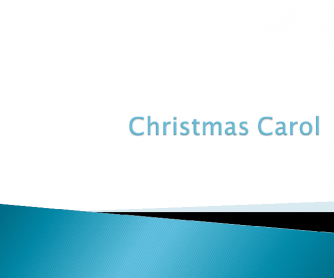 Christmas Carol Reading