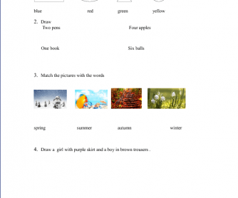 Beginner- First Test