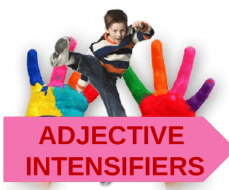 Adjective Intensifiers